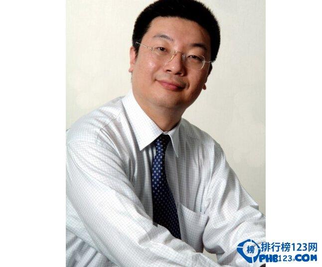 中國商界十大女人緣最好的富豪