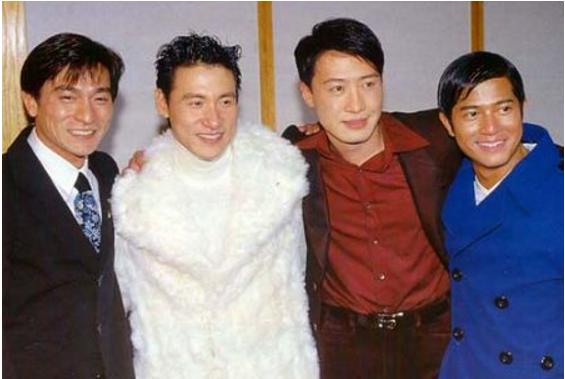 香港最早四大天王:你知道誰最紅、誰最帥、誰最有錢嗎?