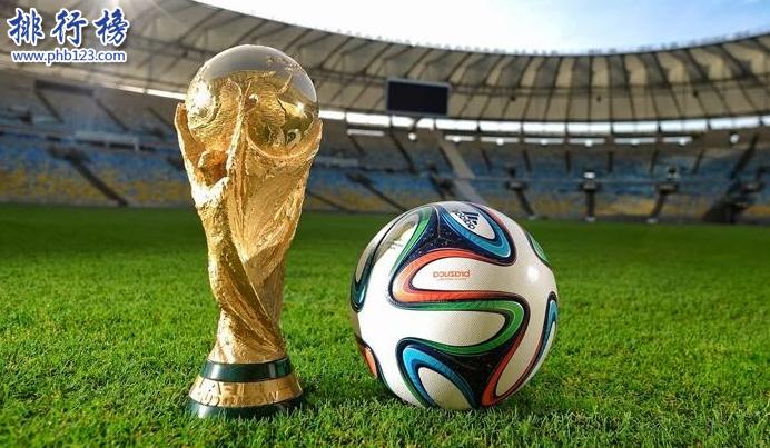 1930~2019歷屆世界盃總進球數排名,附單屆進球之最一覽表