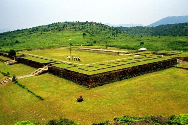 閩越王國遺址