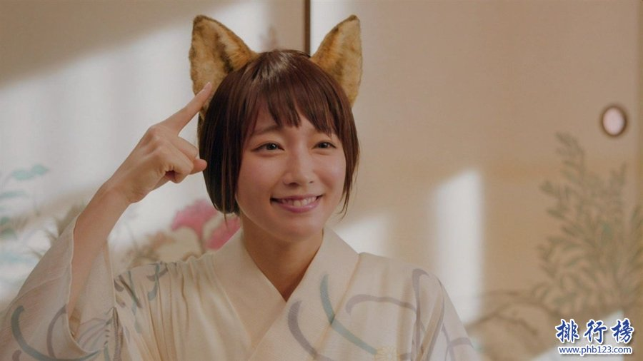 2020日本爆紅人氣女明星前十名 吉岡里帆奪冠 第四名眼神銷魂