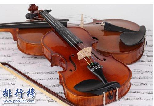 世界小提琴十大名曲