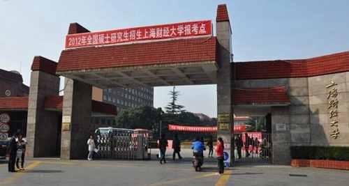 2021中國十大財經類大學排行榜