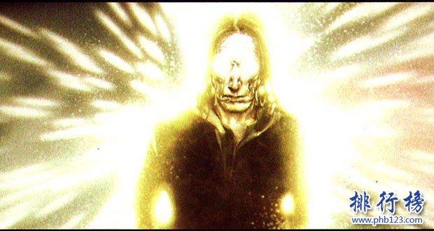 漫威宇宙最強top.10:宇宙五大神僅第9,第一就是個塗改液