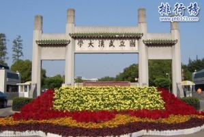 2020年武漢大學世界排名,附12個專業世界排名
