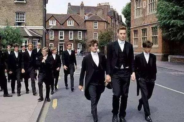 英國排名前十的高中