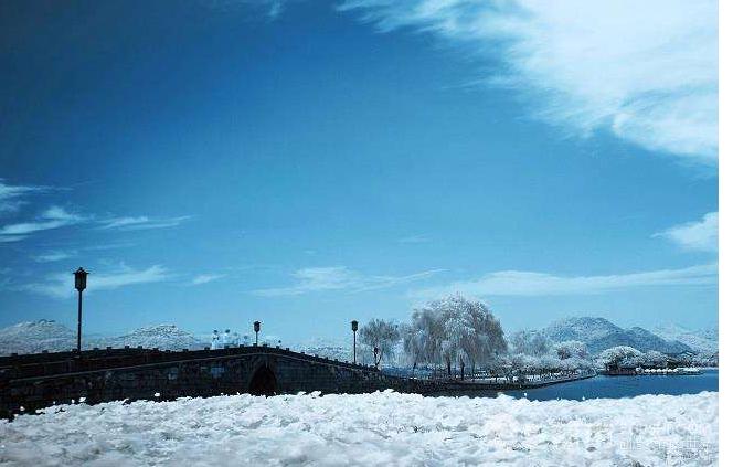 中國冬天適合去哪看雪?中國看雪的十大地方盤點