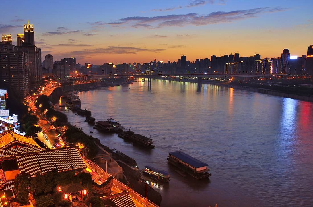 2021年8月重慶各區房價排行榜,渝中區房價為14517元/㎡江北區房價第二