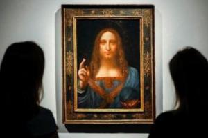 世界上拍賣最貴的畫:男版蒙娜麗莎 30億元被買走