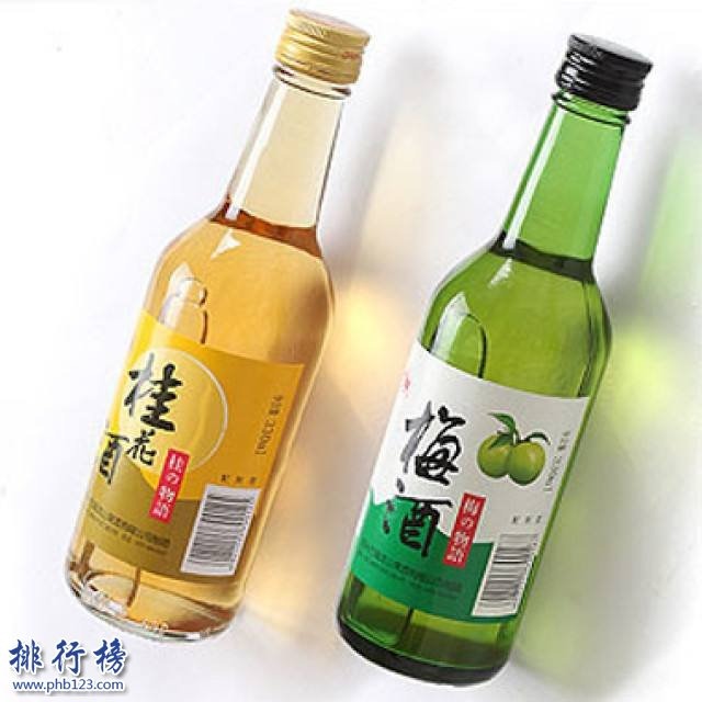 中國十大果酒品牌 什麼牌子的果酒好喝
