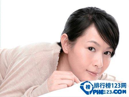 揭秘中國女明星出場費排行榜