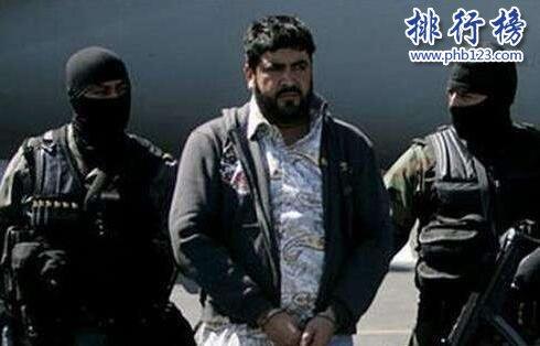 全球十大通緝犯:其行蹤詭秘至今都無一名被抓捕