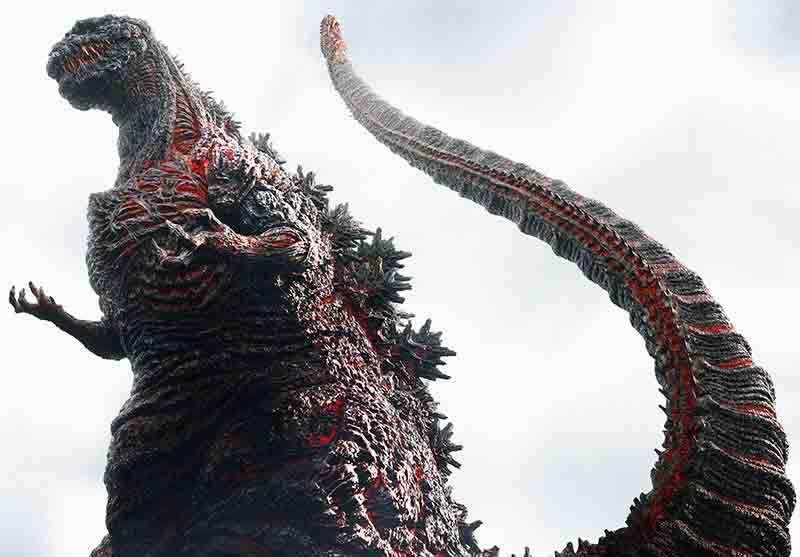 2021年6月日本電影上映時間表:哥斯拉2上映時間6月8日