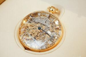 世界上最貴的手錶排名,最貴的寶璣表價值2億