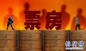 【每日最新】中國內地電影票房排行榜前十名,戰狼2票房50億