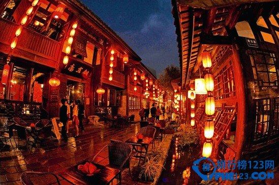 中國最快樂的城市排行榜