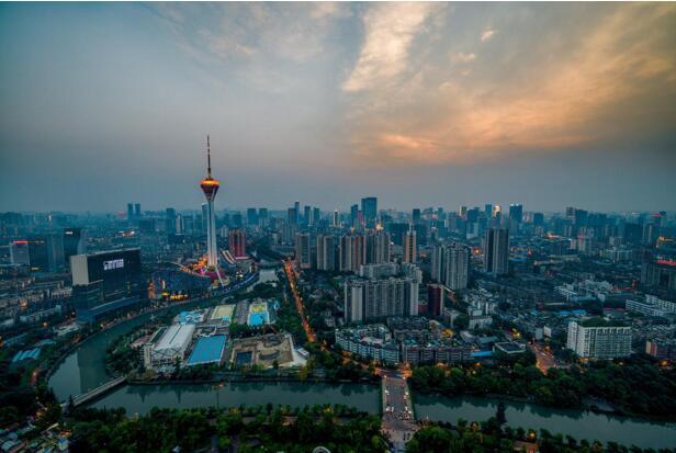 2019中國城市魅力排行榜