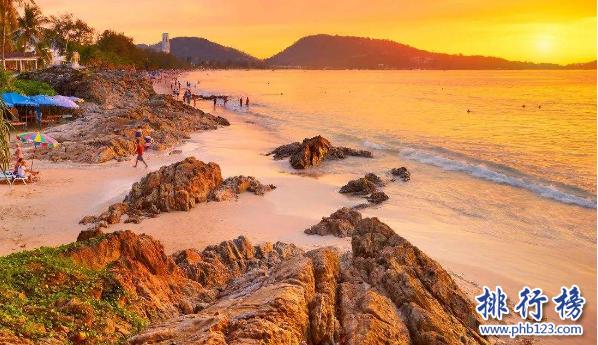 海邊旅遊去哪裡好?2019海邊旅遊景點排行推薦