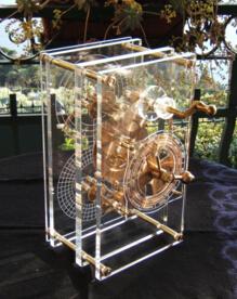世界上第一台計算器,安提基特拉機械裝置(發明於公元前60年)