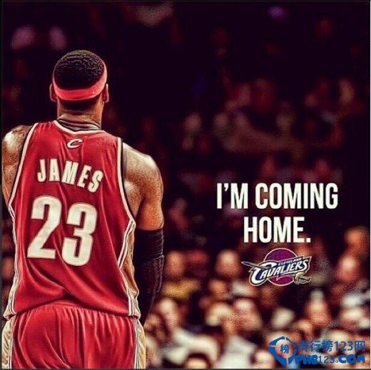 NBA2014年自由市場重大新聞排行榜 詹姆斯自訴