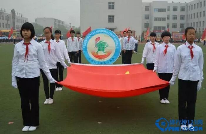 唐山十大國小排行榜