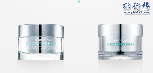 淡斑睡眠面膜排行榜:補水淡斑效果好的睡眠面膜