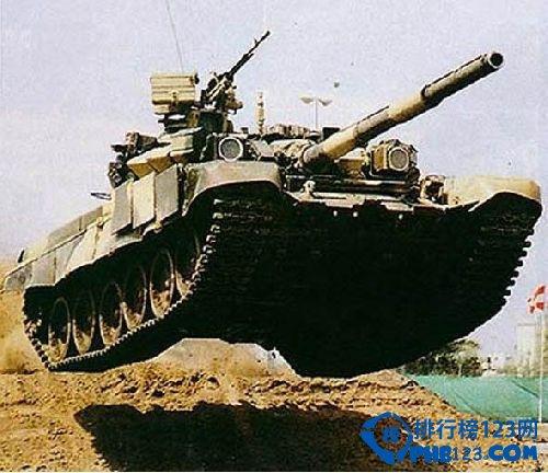 俄羅斯 T90S