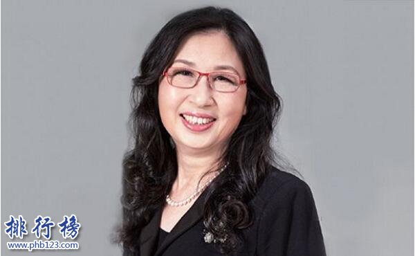福布斯2021中國最傑出商界女性排行榜:孫亞芳登頂,董明珠第三