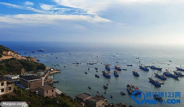 嵊泗枸杞島