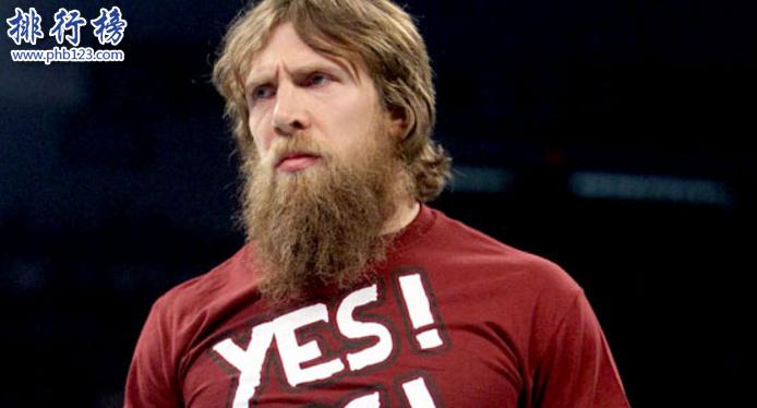 WWE最弱十大巨星:盤點WWE最不受老闆待見的十大巨星