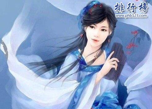 中國古代十大女詩人排名,誰說女子不如男