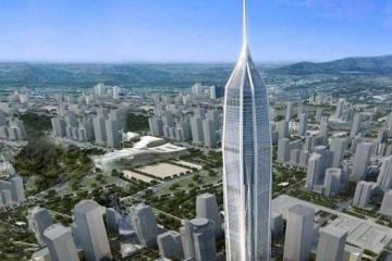 世界摩天大樓數量排名2020,48%在中國