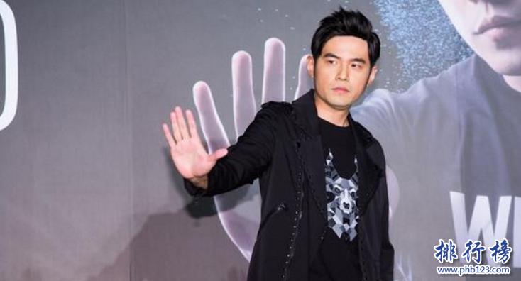 中國現代四大天王:周杰倫排名第一,全球歌迷2.5億
