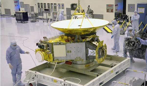 世界上最快的太空飛行器:新地平線號探測器,每秒16.26公里(2029年飛離太陽系)