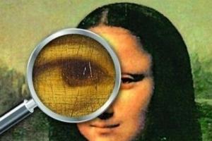 蒙娜麗莎十大恐怖之處:畫中驚現外星人和四大恐怖生物