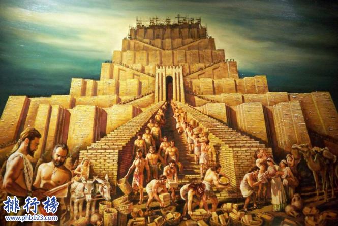 世界四大古國:世界四大文明古國排名和介紹