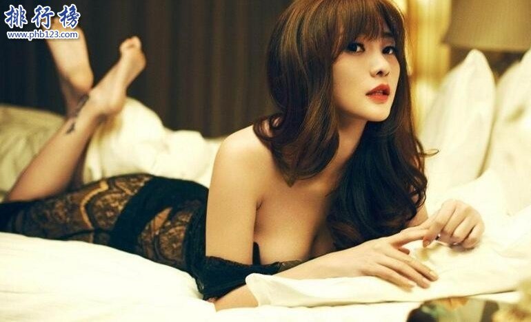 中國好身材女明星排行榜 身材最好的女明星是誰