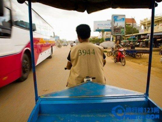 亞洲十大旅遊城市排名