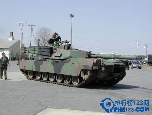 美國M1A2SEP坦克