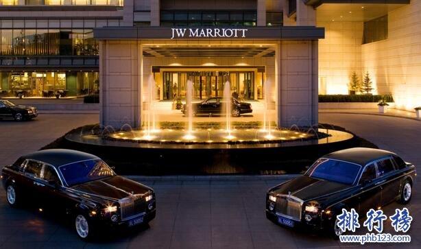 2021年全球酒店客房規模排行榜:萬豪116.4萬間客房登頂