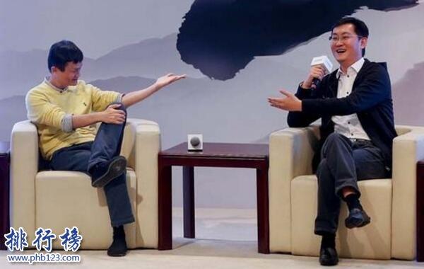 2019中國網際網路富豪榜:馬化騰力壓馬雲登頂,ofo戴威年僅27歲
