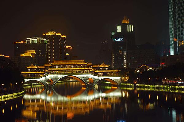 中國十大城市排名