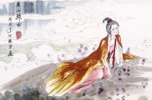 上古十大妖女排行榜:黃帝、炎帝、祝融子女均上榜