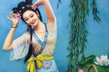 中國古代十大美女排名  個個美貌如花,排名第三的是個宮女