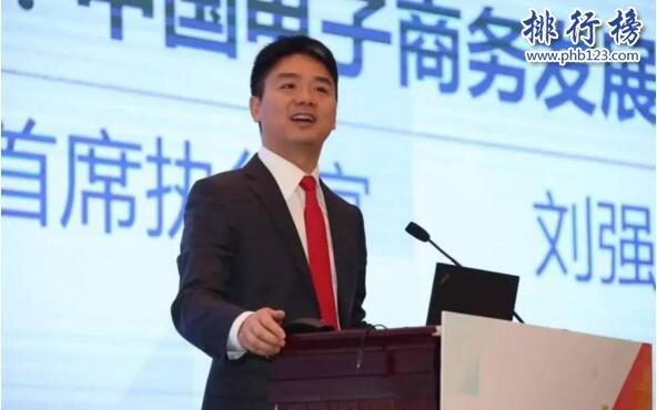 劉強東身價多少億2019 劉強東身價在中國排名第13(707.7億元)