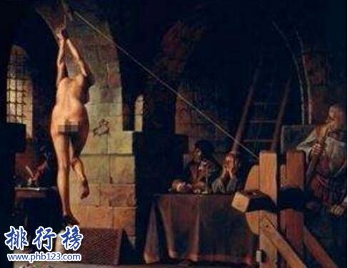 中國古代最殘忍酷刑之一:婦刑(十種極其殘忍的婦刑 慎點)