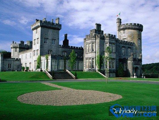大連將開城堡酒店 世界上那些最美的城堡酒店