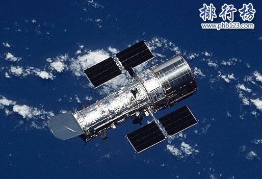世界上最大的望遠鏡:哈勃空間望遠鏡