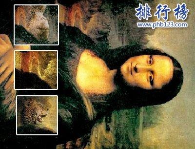 蒙娜麗莎的24個秘密:蒙娜麗莎是妓女還可能雌雄同體