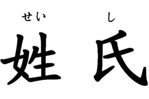中國稀有好聽的姓氏,赤橙黃綠青藍紫都是姓氏